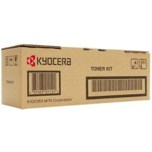 Genuine Kyocera TK-899Y Yellow toner cartridge - 6,000 pages