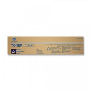 Genuine KM Bizhub TN-413 Black toner cartridge - 45,000 pages