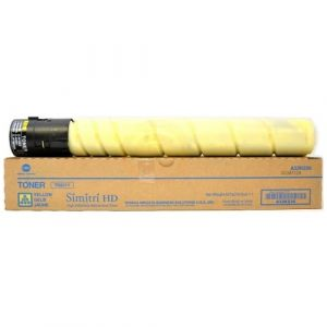 Genuine KM Bizhub TN-512 Yellow toner cartridge - 26,000 pages