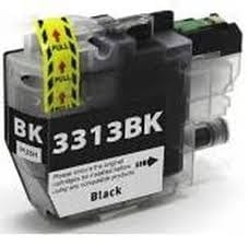 Compatible Brother LC-3313 Black ink cartridge - 400 pages