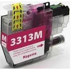 Compatible Brother LC-3313 Magenta ink cartridge - 400 pages