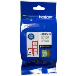 Genuine Brother LC-3319XL Black ink cartridge - 3000 pages