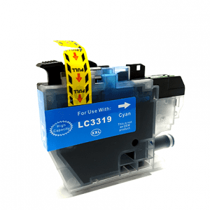 Compatible Brother LC-3319XL Cyan ink cartridge - 1,500 pages
