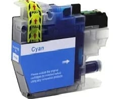 Compatible Brother LC-3329XL Cyan High Yield ink cartridge - 1,500 pages