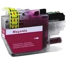 Compatible Brother LC-3329XL Magenta High Yield ink cartridge - 1,500 pages