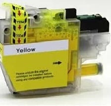 Compatible Brother LC-3329XL Yellow High Yield ink cartridge - 1,500 pages