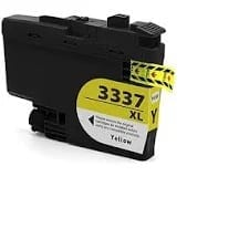 Compatible Brother LC-3337 Yellow ink cartridge - 1,500 pages
