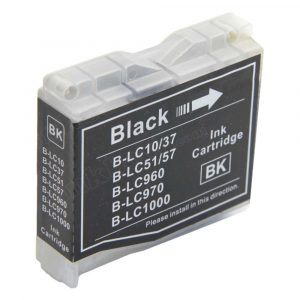 Compatible Brother LC-37/LC-57 Black ink cartridge - 420 pages