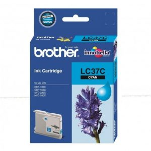 Genuine Brother LC-37 Cyan ink cartridge - 300 pages