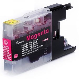 Compatible Brother LC-73 Magenta ink cartridge - 600 pages