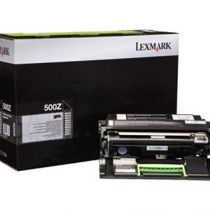 Genuine Lexmark 50F0Z00 (500Z) imaging drum unit - 60,000 pages
