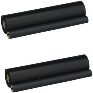 Compatible Brother PC-202RF fax thermal roll 2pk - 135m each