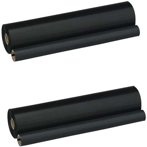 Compatible Brother PC-302RF fax thermal roll 2pk - 77m each