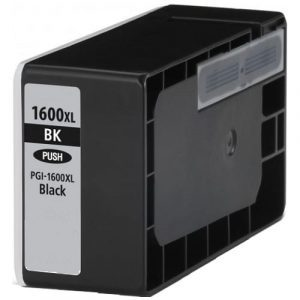 Compatible Canon PGI-1600XL Black ink cartridge - 1,200 pages
