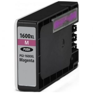 Compatible Canon PGI-1600XL Magenta ink cartridge - 900 pages