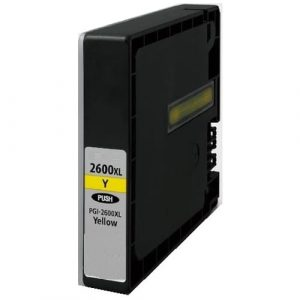 Compatible Canon PGI-2600XL Yellow ink cartridge - 1,500 pages