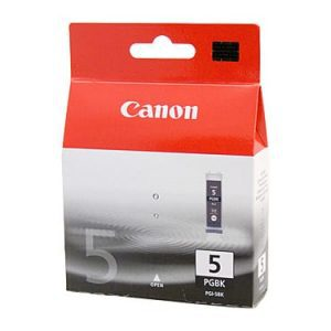 Genuine Canon PGI-5 Black ink cartridge - 360 pages