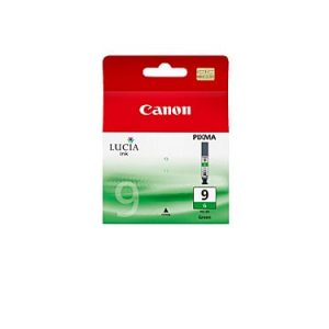 Genuine Canon PGI-9 Green ink cartridge - 450 pages