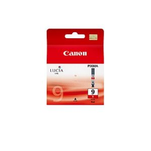 Genuine Canon PGI-9 Red ink cartridge - 450 pages