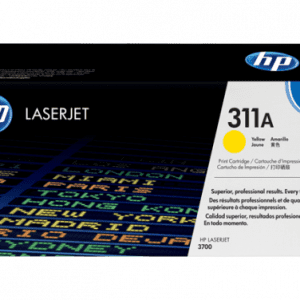 Genuine HP 311A (Q2682A) Yellow toner cartridge - 6,000 pages