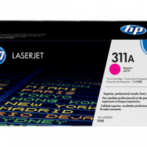 Genuine HP 311A (Q2683A) Magenta toner cartridge - 6,000 pages