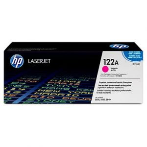 Genuine HP 122A (Q3963A) Magenta High Yield toner cartridge - 4,000 pages