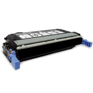 Compatible HP 643A (Q5950A) Black toner cartridge - 11,000 pages