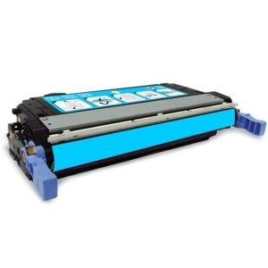 Compatible HP 643A (Q5951A) Cyan toner cartridge - 10,000 pages
