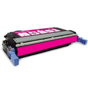 Compatible HP 643A (Q5953A) Magenta toner cartridge - 10,000 pages