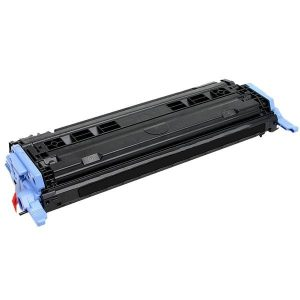 Compatible HP 124A (Q6000A) Black toner cartridge - 2,500 pages
