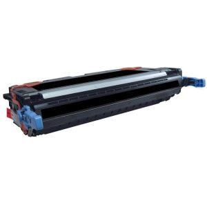 Compatible HP 501A (Q6470A) Black toner cartridge - 6,000 pages