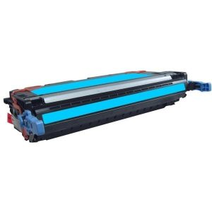 Compatible HP 502A (Q6471A) Cyan toner cartridge - 4,000 pages