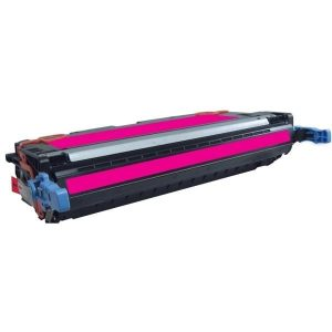 Compatible HP 502A (Q6473A) Magenta toner cartridge - 4,000 pages