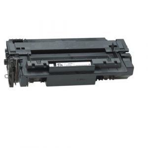 Compatible HP 51A (Q7551A) Low Yield toner cartridge - 6,500 pages