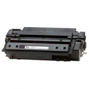 Compatible HP 51X (Q7551X) High Yield toner cartridge - 13,000 pages