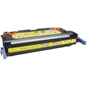 Compatible HP 314A (Q7562A) Yellow toner cartridge - 3,500 pages