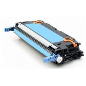 Compatible HP 503A (Q7581A) Cyan toner cartridge - 6,000 pages