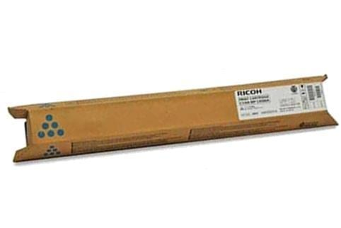 Genuine RicohLanier 841876 (841868) Cyan toner cartridge - 22,500 pages