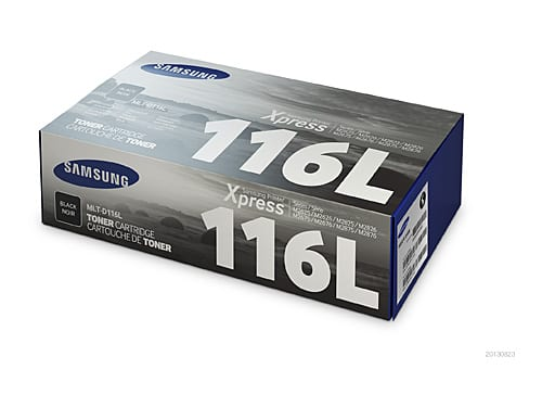 Genuine Samsung MLT-D116L High Yield toner cartridge - 3,000 pages
