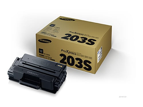 Genuine Samsung MLT-D203L High Yield toner cartridge - 5,000 pages