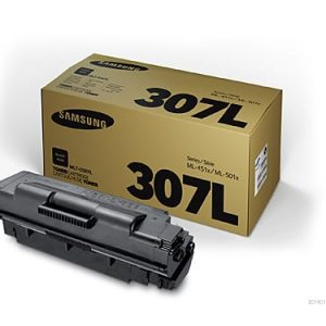 Genuine Samsung MLT-D307L High Yield toner cartridge - 15,000 pages