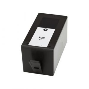Compatible HP 905XL (T6M17AA) Black High Yield ink cartridge - 825 pages