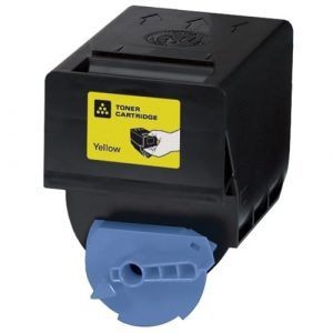 Compatible Canon TG-35 (GPR-23) IRC-2880/3380 Yellow toner cartridge - 14,000 pages