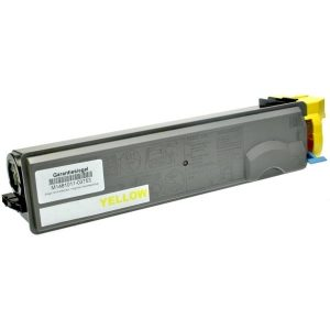 Compatible Kyocera TK-510 Yellow toner cartridge - 8,000 pages