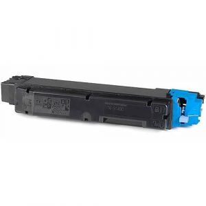 Compatible Kyocera TK-5144 Cyan toner cartridge - 5,000 pages