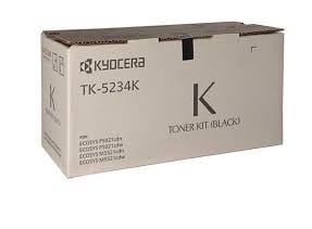 Genuine Kyocera TK-5234K Black toner cartridge - 2,600 pages