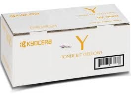 Genuine Kyocera TK-5234Y Yellow toner cartridge - 2200 pages