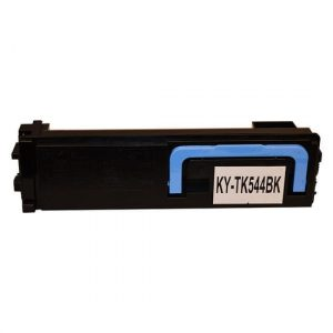 Compatible Kyocera TK-544 Black toner cartridge - 5,000 pages
