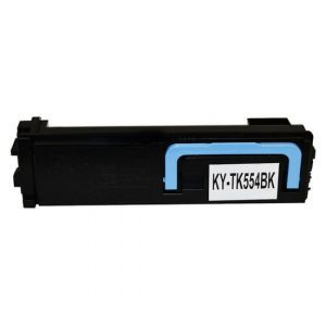 Compatible Kyocera TK-554 Black toner cartridge - 7,000 pages