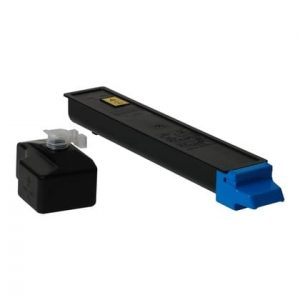 Compatible Kyocera TK-899 Cyan toner cartridge - 6,000 pages